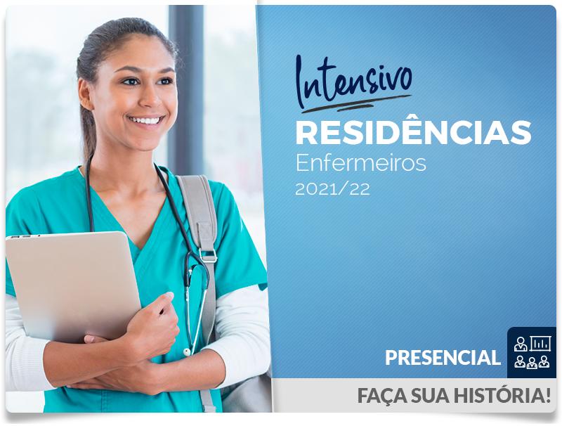 Residência Intensiva Enfermeiro 2021-22
