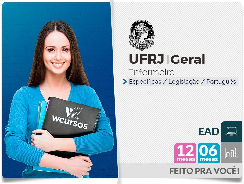 UFRJ Enfermeiro EAD