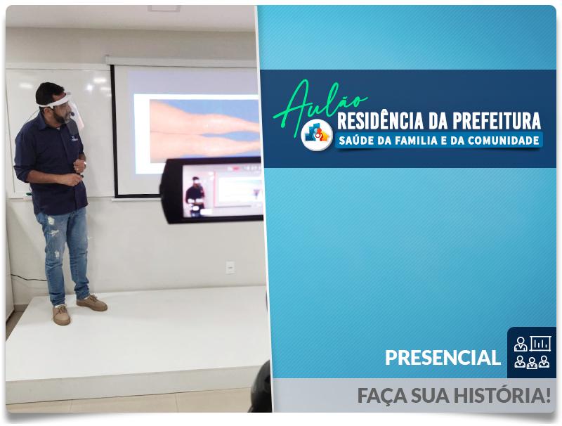 Aulão Residência Prefeitura do RJ - 2021 - Presencial