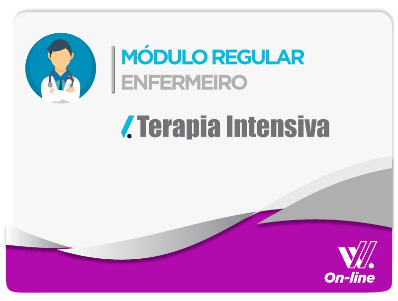 Módulo Regular - Terapia Intensiva  -  Prof. Waldimir Coelho