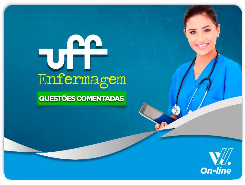 UFF Enfermeiro | Questões Comentadas EAD