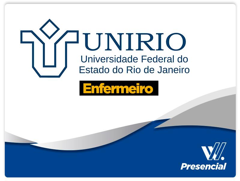 UNIRIO  Enfermeiro Presencial - COMPLETO