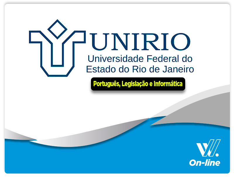 UNIRIO Módulo Gerais - EAD