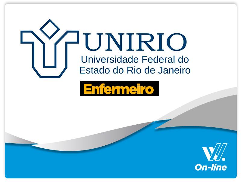 UNIRIO  Enfermeiro EAD - COMPLETO