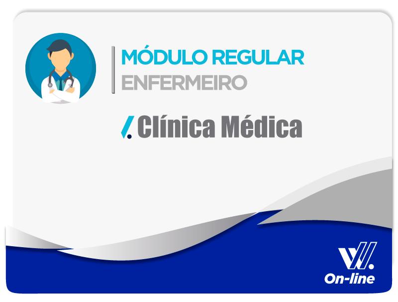 Módulo Regular - Clínica Médica - Prof. Waldimir Coelho