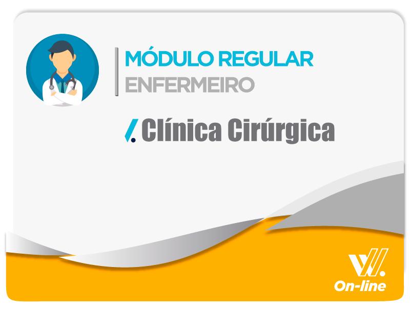 Módulo Regular - Clínica Cirúrgica - Profa. Carolina Pacheco