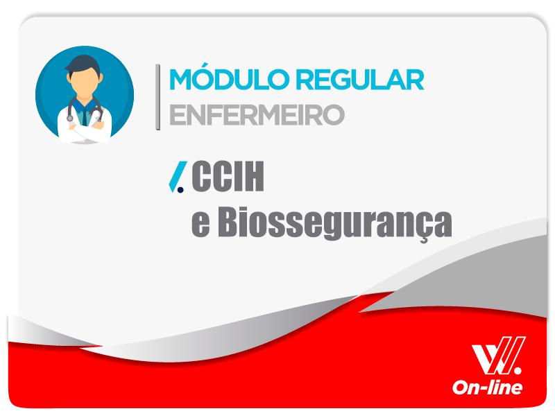 Módulo Regular - CCIH e Biossegurança - Profa. Priscilla Paiva