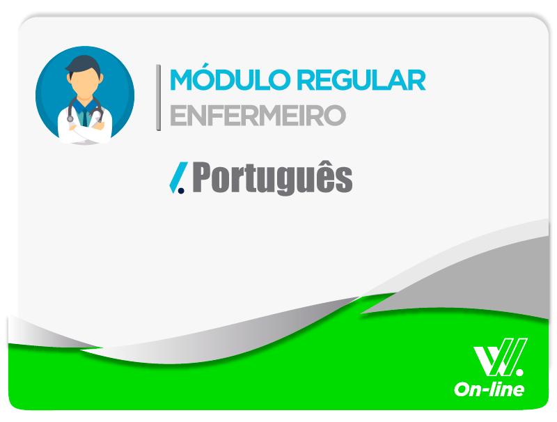 Módulo Regular - Português - Prof. Jean Aquino