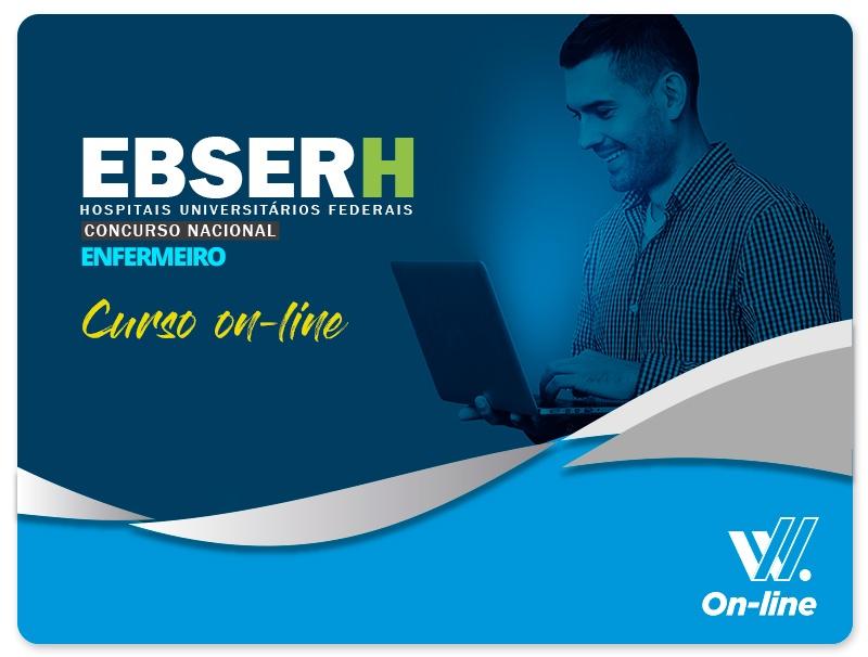 EBSERH Concurso Nacional - Enfermeiro - EAD