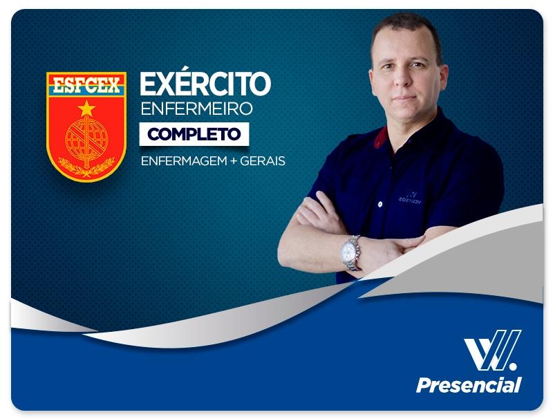 EsFCEX COMPLETO Enfermeiro e Gerais