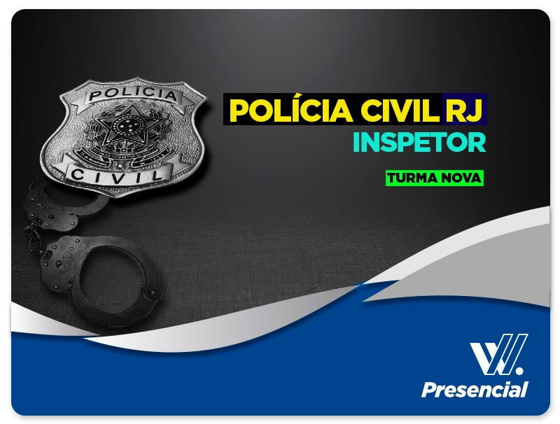 Inspetor - POLÍCIA CIVIL | CONFIRMADA