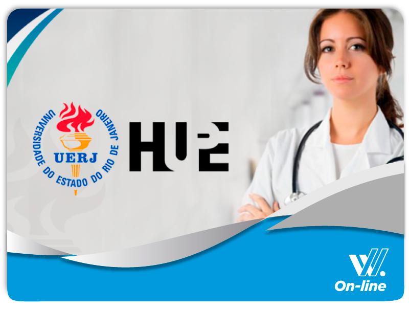HUPE - Técnico em Enfermagem EAD-2