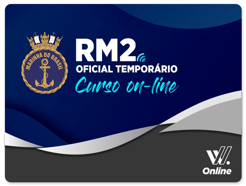 RM2 Oficial Temporário da Marinha EAD
