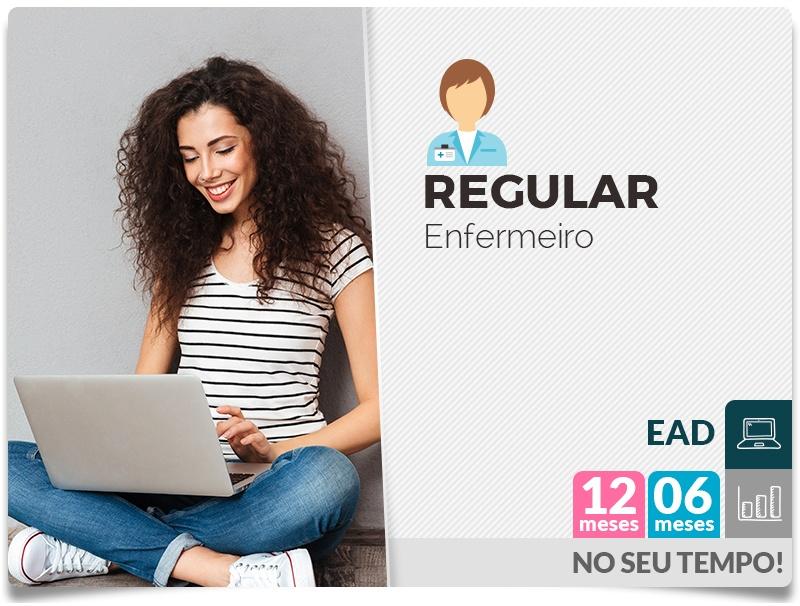 REGULAR ENFERMEIRO EAD