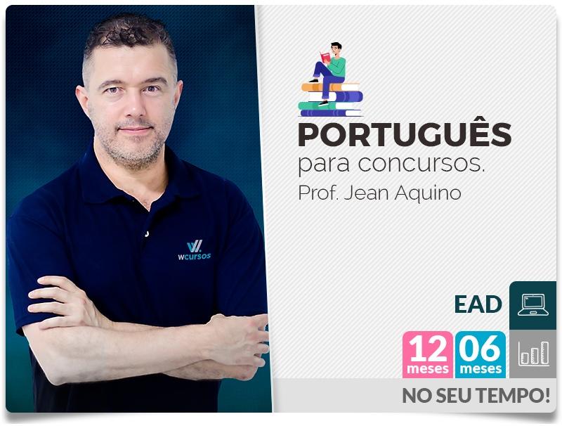Português para Concursos EAD - Teorias + Questões 2018/19
