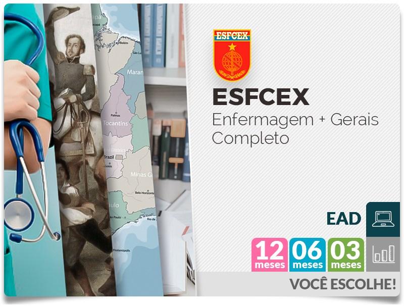 ESFCEX Enfermeiro Completo EAD