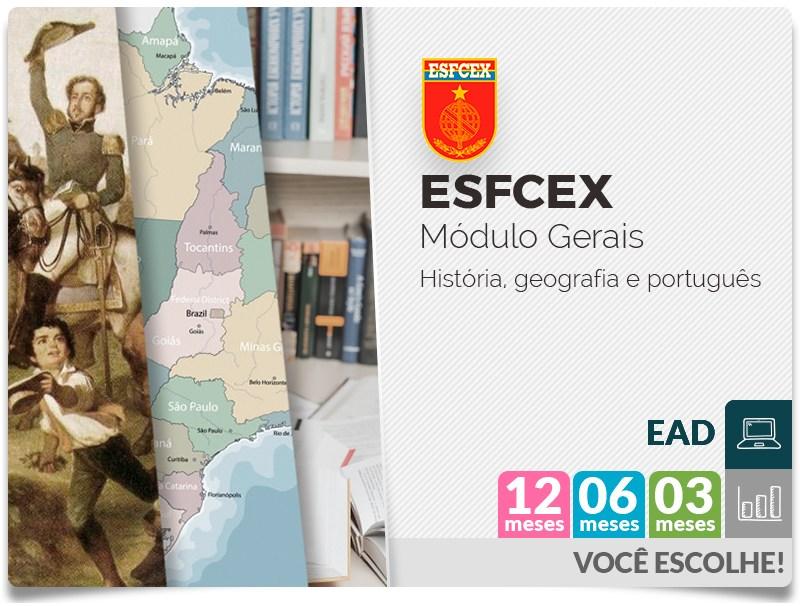 ESFCEX Módulo Gerais EAD