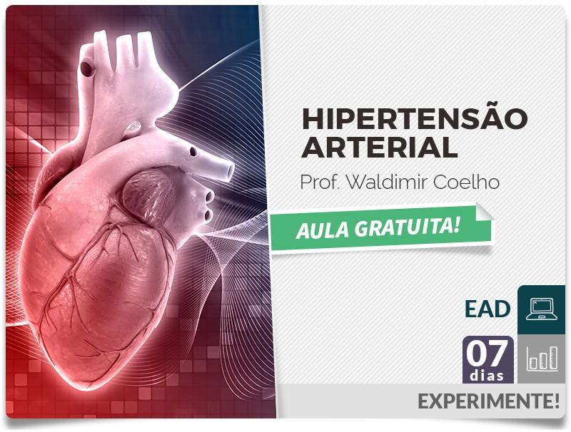 AULA GRATUITA - Hipertensão Arterial - Banca Coseac UFF