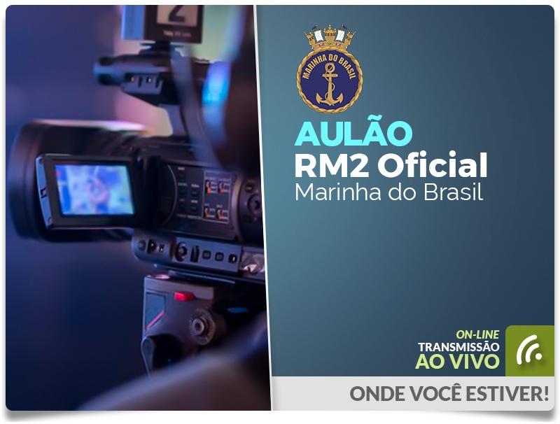 Aulão RM2 Oficial - Transmissão ao vivo na plataforma de ensino WCursos