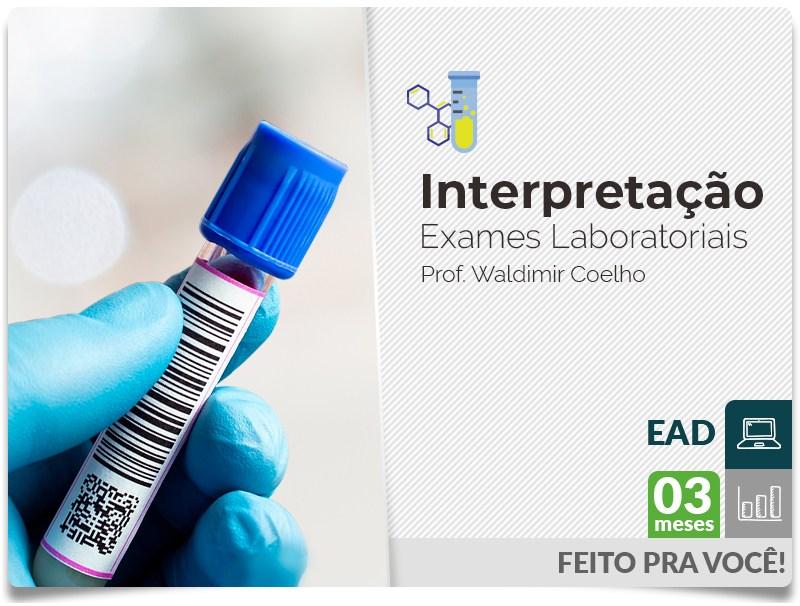 Curso de Interpretação de Exames Laboratoriais